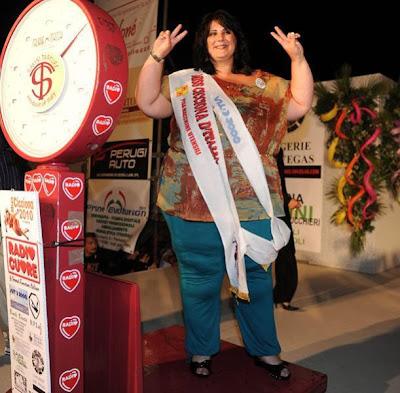 Kontes Putri Gendut