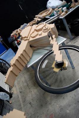 Cool Pixel Bike Seen On www.coolpicturegallery.net