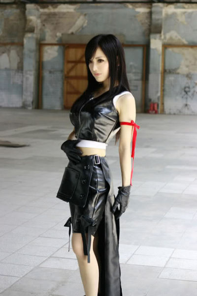 Best Cosplays of Tifa Lockheart - 35.2KB