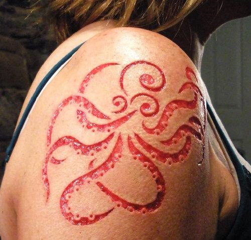 Insane scarification tattoos damn cool pictures