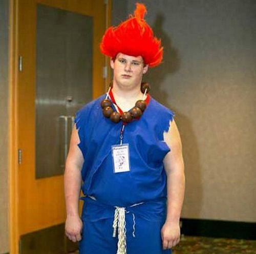 The Best and Worst of Street Fighter Cosplay ~ Damn Cool ...