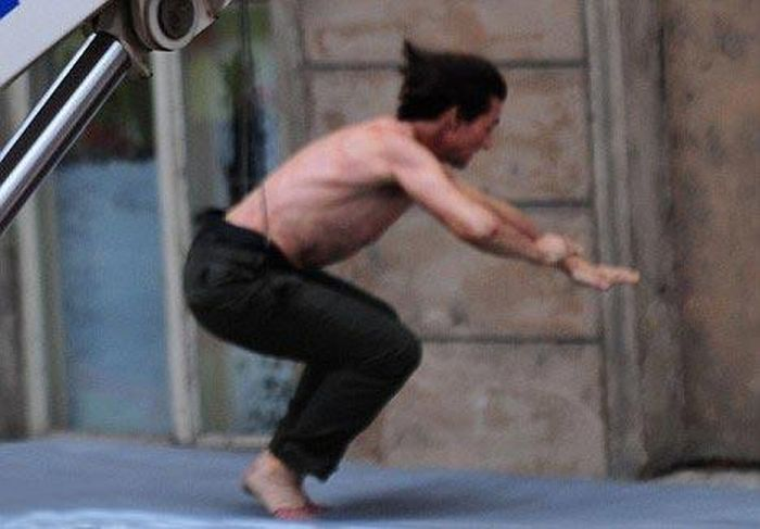 tom cruise mission impossible rock climbing. Tom Cruise Filming Mission
