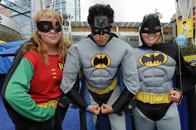 Largest Gathering of  Superheroe Seen On www.coolpicturegallery.us