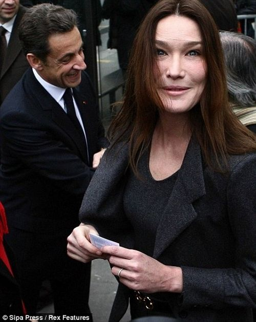 the official carla bruni facelift timeline