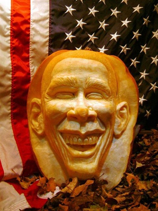 Damn Cool Pictures Incredible Pumpkin Carvings
