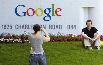 مقر جوجل فى ولاية كاليفورنيا