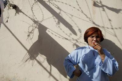 الحياة داخل سجن للنساء في أفغانستان