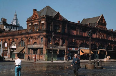 Vintage Color Photo of New York City Seen On  www.coolpicturegallery.us