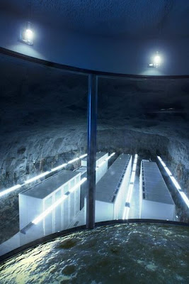 The World's Most Super-Designed Data Center: Pionen Seen On   www.coolpicturegallery.us