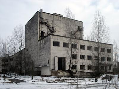 kota mati terkena radiasi nuklir
