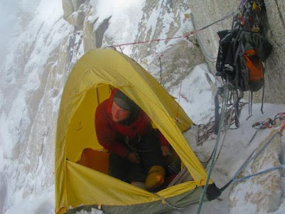 Extreme Hanging Tents Seen On www.coolpicturegallery.us