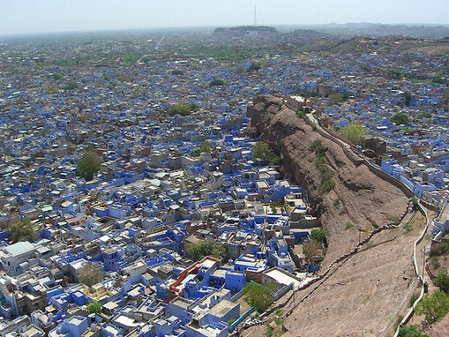 Jodhpur, ciudad azul