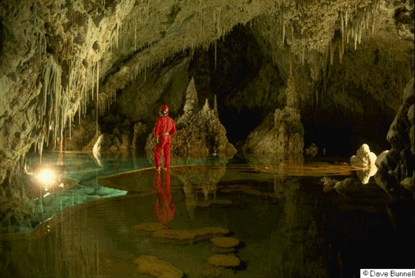 Cool Nature Pictures: 20 Most Beautiful Caves In The World