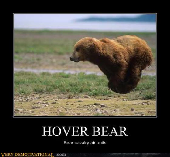 Funny Bear Pictures for Gello - The Club House