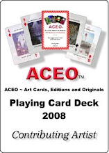ACEO Playing Card Deck