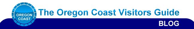 The Oregon Coast Visitor's Guide