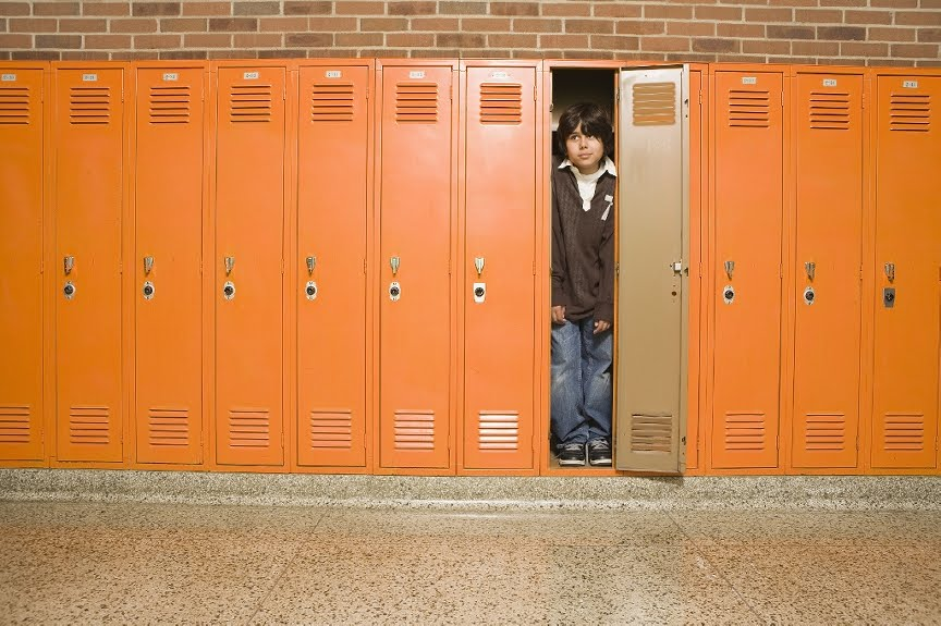 Middle School Locker Room Tips