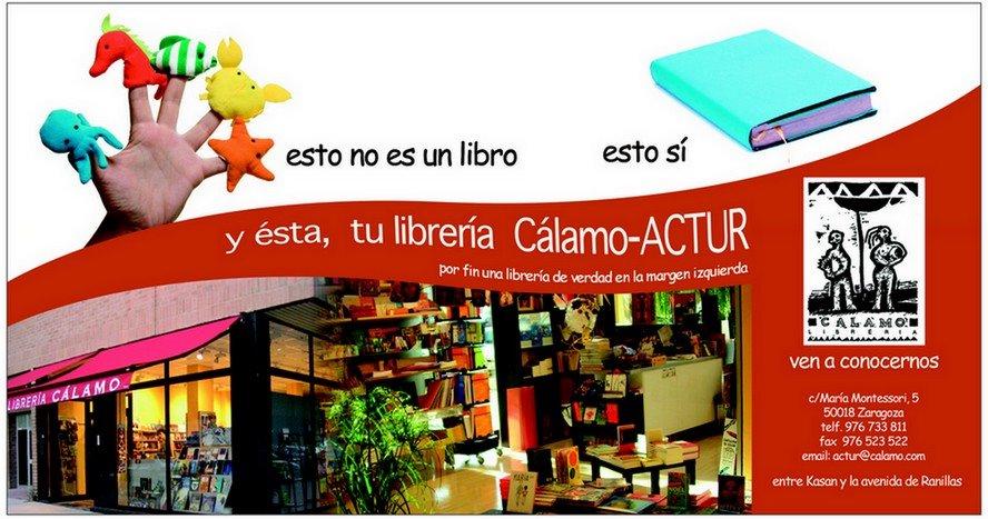 Librería Cálamo-ACTUR