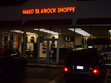 HARD TA KNOCK SHOPPE