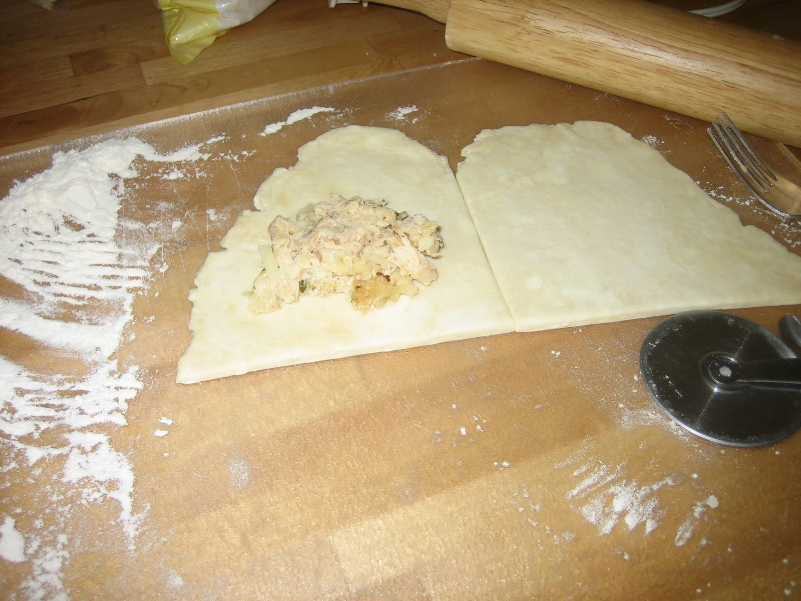 Recipe: Cream Cheese Pie Dough