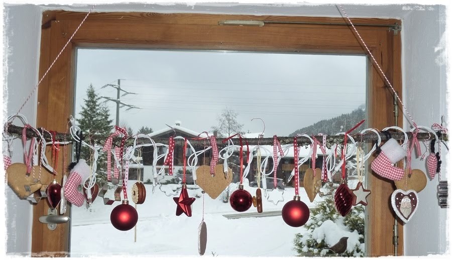 Stempelige bergwelt noch ein wenig adventdeko erw nscht for Deko nach weihnachten