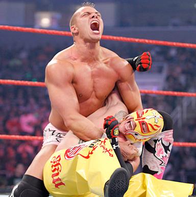 C.M. Punk vs. JTG