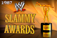Slammy Award 1987