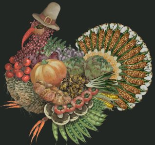 Jacquie Lawson's Thanksgiving animated e-cards set to classically-inspired ...