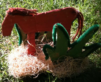 Craft Ideas Horses on Sharing 10 Ideas For Incorporating Fun And Play Into Your Child   S
