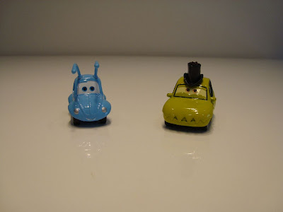 Little Plastic Man Toy Blog and Review Singapore: Flik and P.T Flea ...