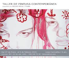 TALLER DE PINTURA CONTEMPORANEA - IMPARTIDO EL MES FEBRERO