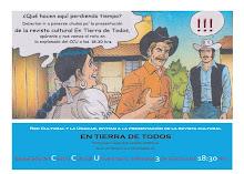 Presentación de la revista cultural En tierra de todos en Cd. del Carmen - Mzo. 2009.