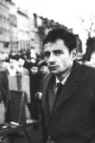Sinclair Beiles in Paris, 1959