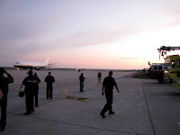 Miami Heat Taxiing