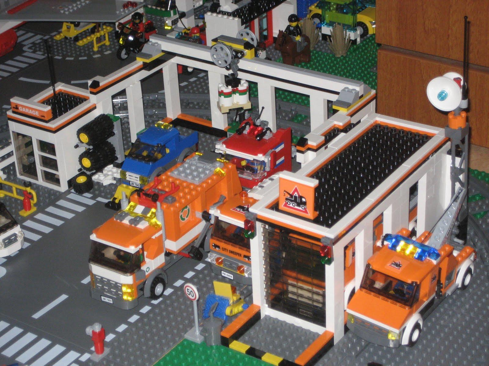SINGAPORE LEGO Our Lego City