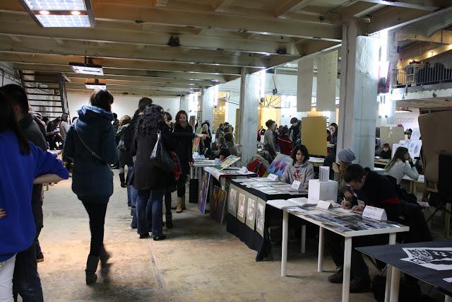 art fair in moscow