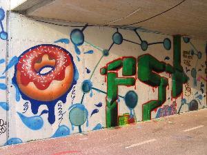 Modern graffiti letters11