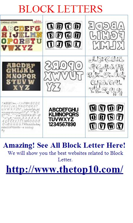 letter blocks tattoo. new york times font alphabet.