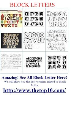 3D, letters, font