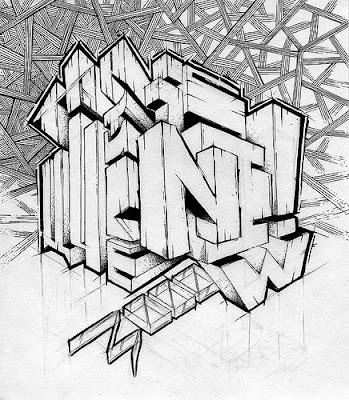 graffiti letters alphabet. 3D Letters Alphabet Graffiti