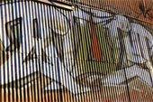 graffiti alphabets, line paterns