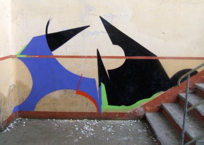 graffiti art, graffiti alphabets