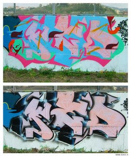 graffiti art, graffiti alphabets