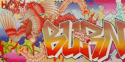 Various Forms of True Art In The Graffiti Alphabet4
