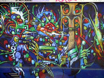 graffiti art, graffiti alphabets, canvas