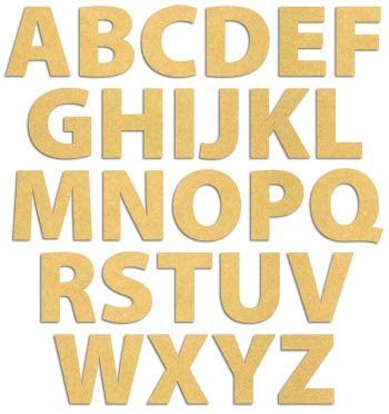 Free Printable Bubble Letters 01