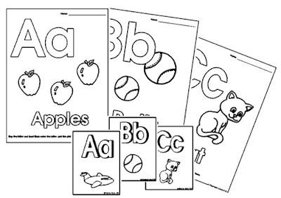 Printable Alphabet Letters1