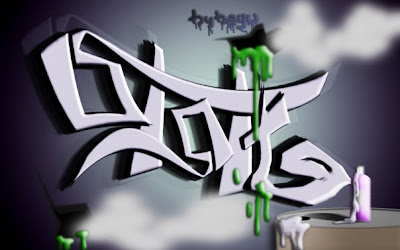Write My Name In Graffiti2