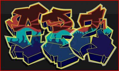 Tag My Name In Graffiti 1