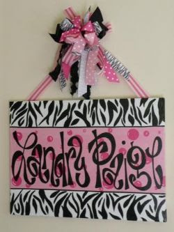 Zebra Bubble Letters2